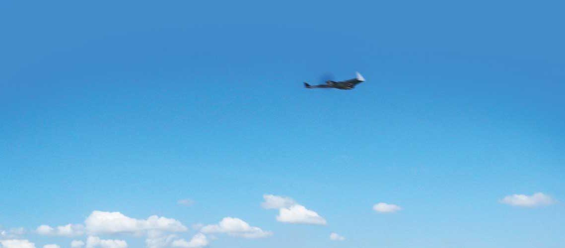 DRONES Volando para encontrar la 'precisión'
